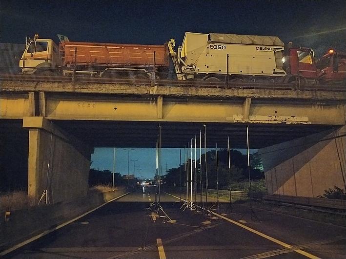 Milano Meda ponte